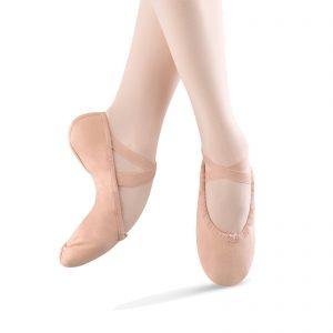 Bloch SO277L canvas ballet shoes Aberdeen