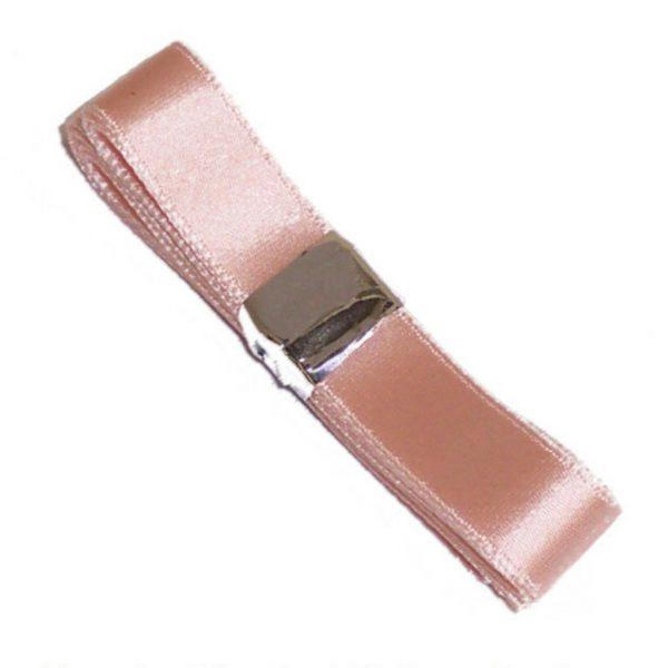Pink satin ribbon Aberdeen